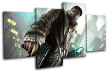 Watch Dogs Gaming - 13-1770(00B)-MP04-LO